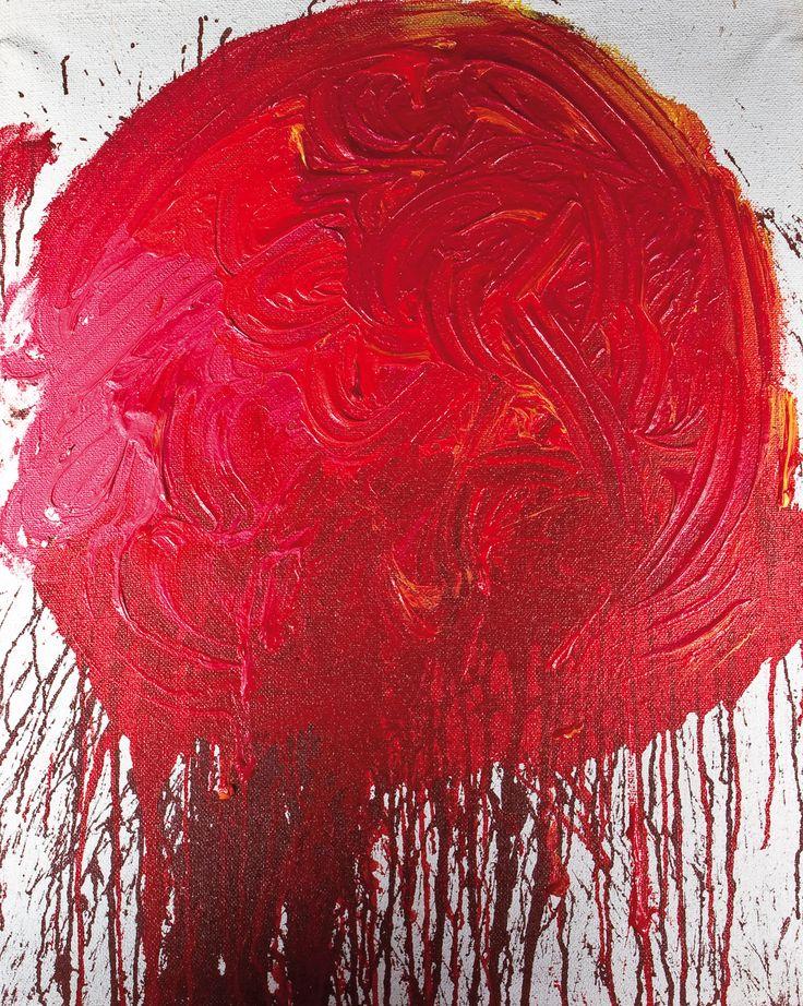 Hermann Nitsch, Senza Titolo, 2001