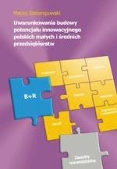 Uwarunkowania budowy potencjału innowacyjnego małych i średnich przedsiębiorstw