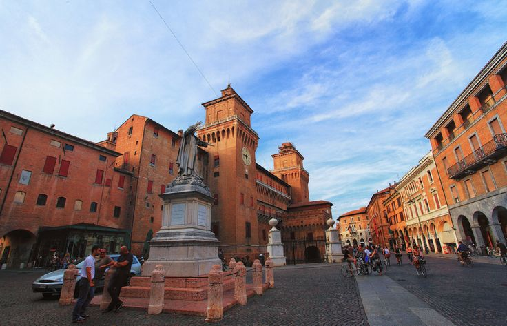 Ferrara, Italy by phornphon srimoaon on 500px