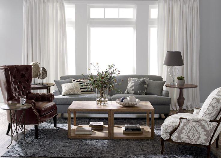 Attractive Seats Of Honor Living Room | Ethan Allen