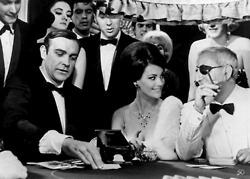 Shaun Connery... Mr Bond