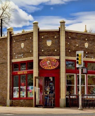 Goosetown Tavern, Denver
