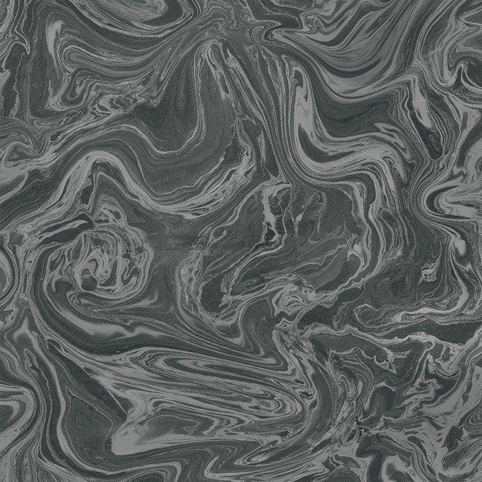 Marbled Black/Grey Wallpaper by Graham and Brown