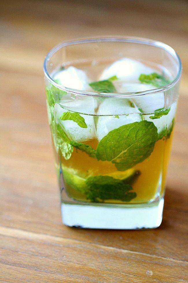 Maple Whiskey Mojito (The Sortilege Mojito)