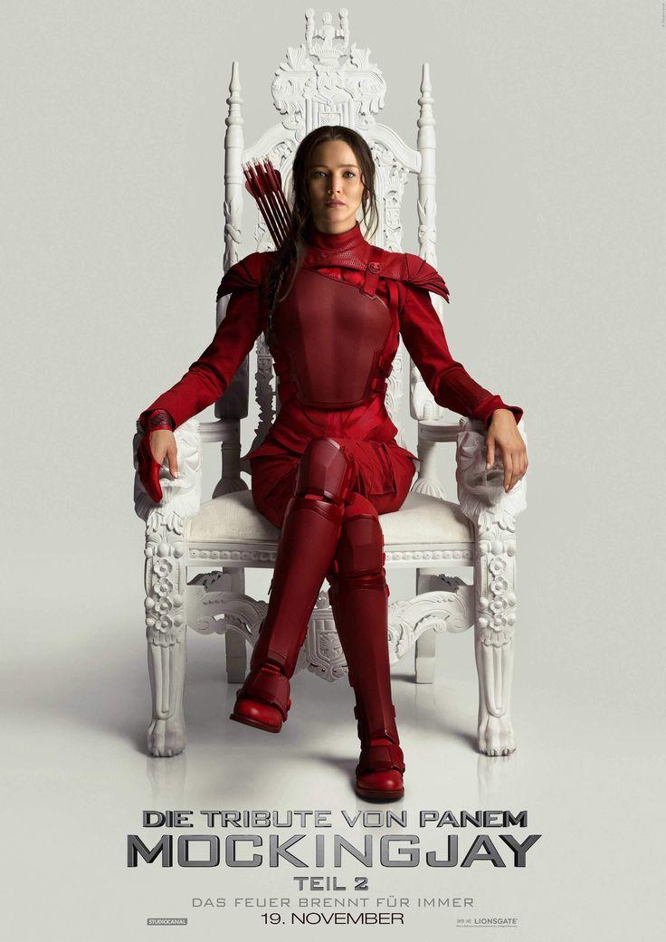 Die Macher hinter den Hunger Games planen Großes mit der Filmreihe um Jennifer Lawrence! Die Tribute Von Panem 5: Weitere Filme geplant ➠ https://www.film.tv/go/Panem5  #TributeVonPanem #HungerGames #Mockingjay
