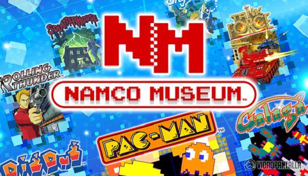 Bandai Namco se complace en anunciar que Namco Museum ya se encuentra disponible en Nintendo Switch desde la e-Shop por un precio de 2999. Se trata de un título recopilatorio que incluye 11 clásicos juegos de la compañía siendo estos:  Pac-Man  Galaga  Dig Dug  Galaga 88  Splatterhouse  Tower of Druaga  Rolling Thunder  Rolling Thunder 2  Sky Kid  Tank Force  Pac-Man VS.  Bandai Namco ofrece con Namco Museum a los usuarios de Nintendo Switch revivir dónde quieran y cuándo quieran los días de…