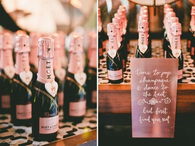 Moet & Champagne