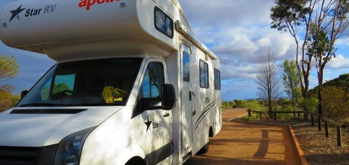 Here is an example of a camper-van we used travelling the east coast of Australia