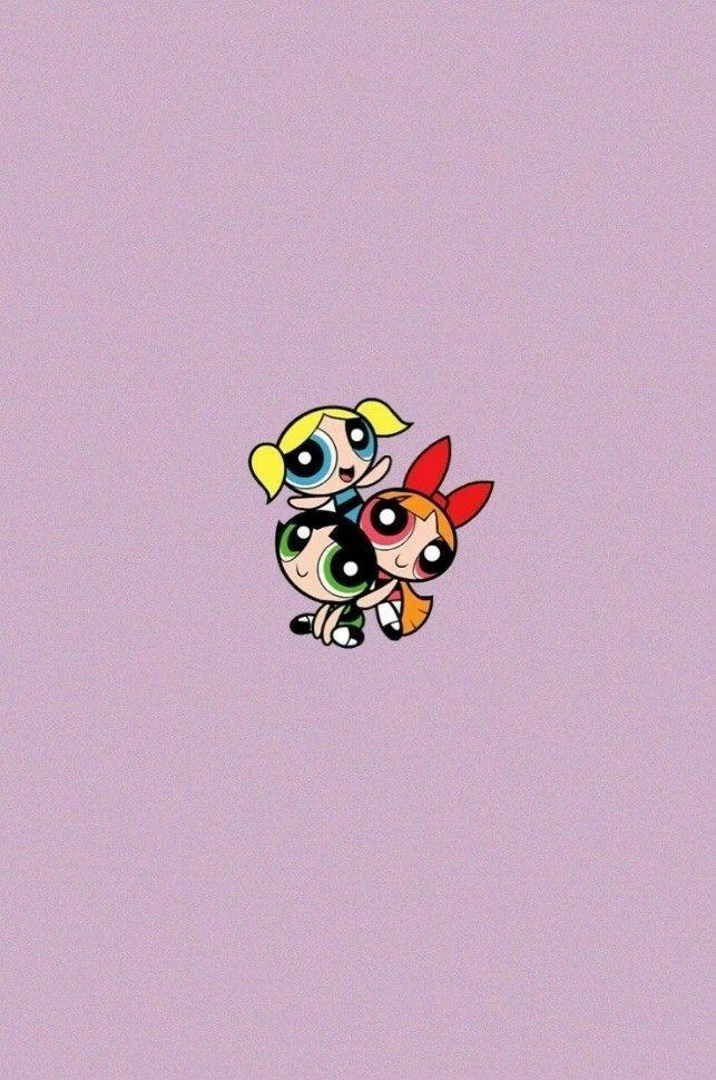 Childhood Pinterest Danna Ortiz Powerpuff Girls Wallpaper Disney Wallpaper Wallpaper Iphone Cute