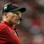Arizona Cardinals coach Ken Whisenhunt