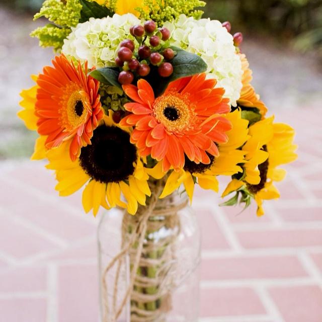 Pinterest Fall Wedding Flowers