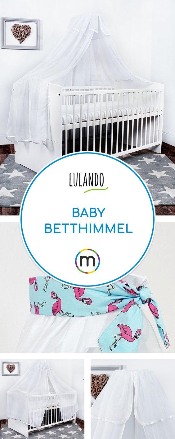 Fabulous Der Betthimmel verwandelt das Kinderbett Ihres Babys in ein sch nes Himmelbettchen und sorgt f r eine angenehme
