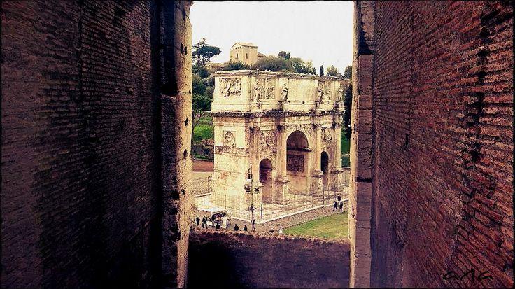Arco del triunfo Roma