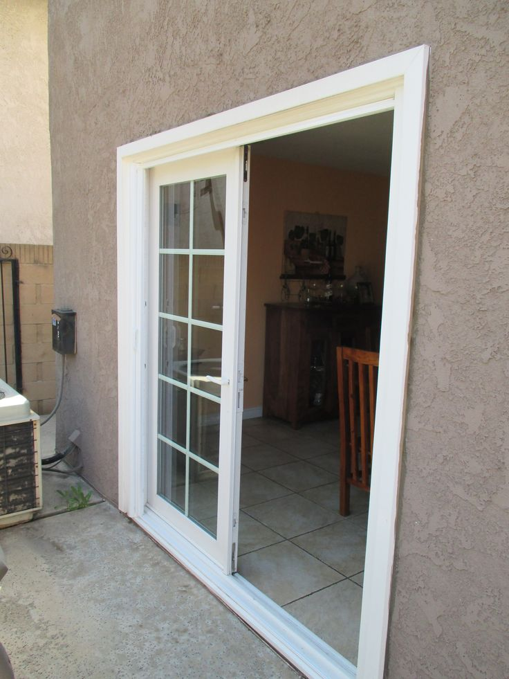 17 best images about french door stowaway retractable for French doors both open