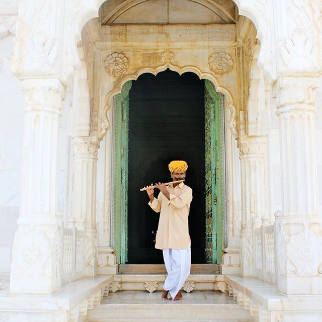 Jodhpur, India via Life in Luggage follow @lifeinluggage on instagram!