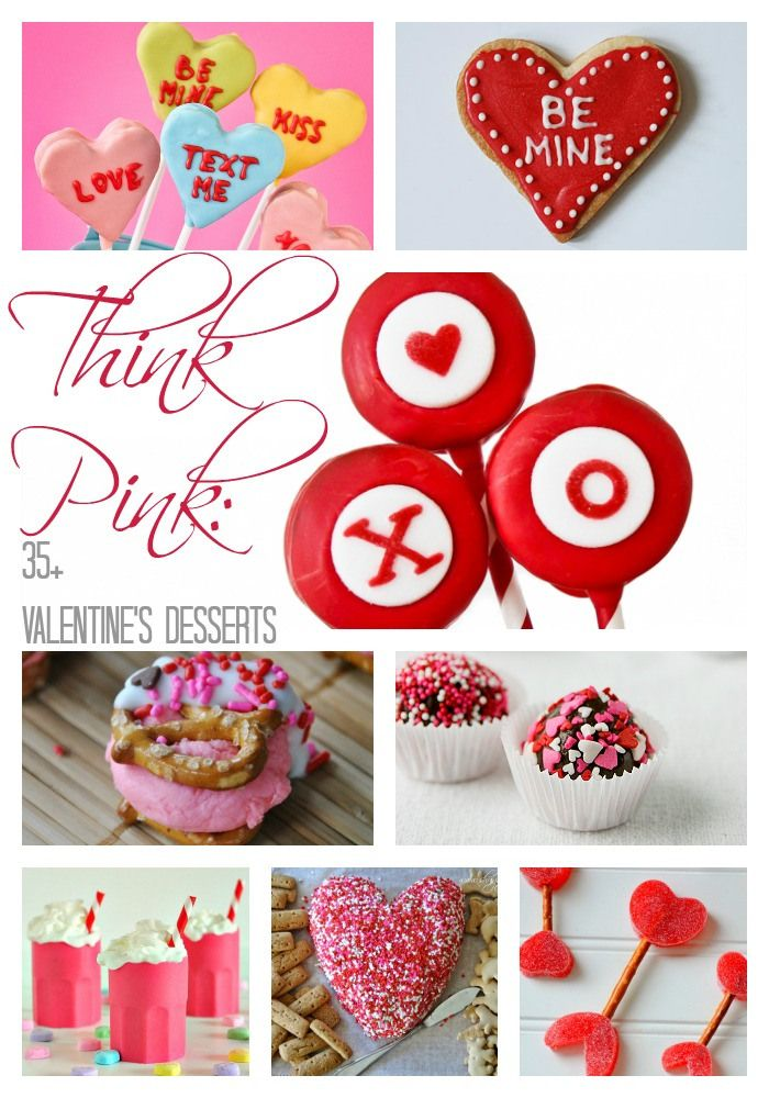 Think Pink: 35+ Valentine's Day Desserts - Family Food And Travel
