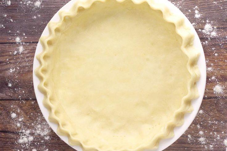 La pâte brisée Thermomix, voici la recette inratable pour réussir facilement une belle pâte pour toutes vos tartes sucrées ou salées ! (recette TM5 & TM31)