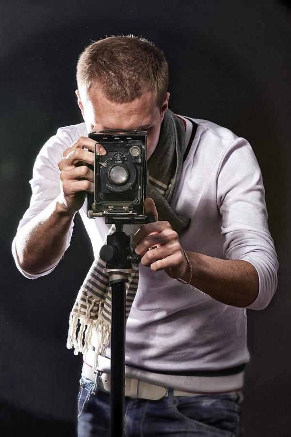 The Photographer by Alexandr BRUDERMANN, via 500px