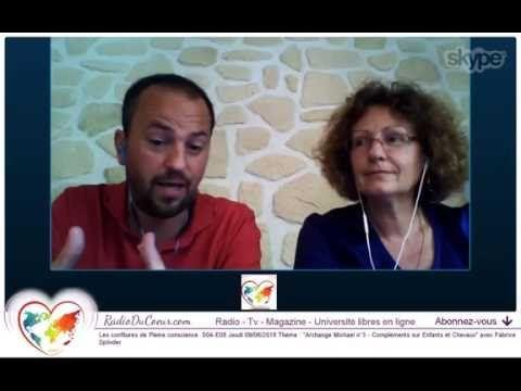 YouTube Archange Michael  n 3 Compléments  sur exorcisme avec Fabrice Splinder