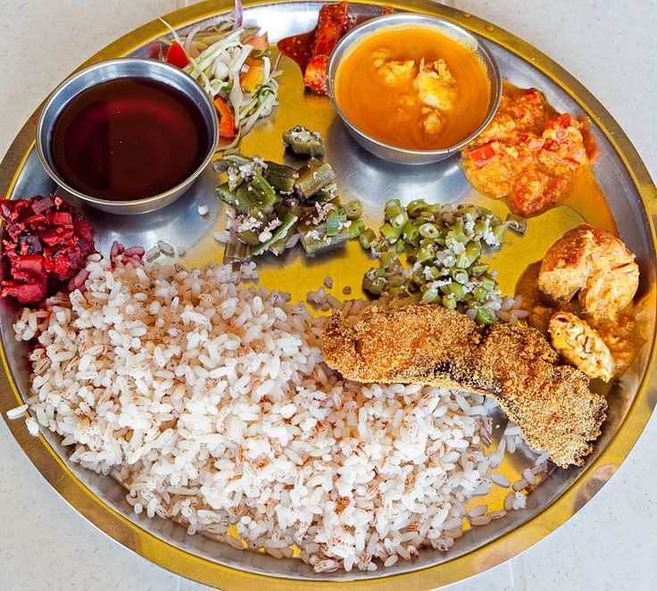 108 best goan food images on pinterest christmas candy goan style thali forumfinder Gallery