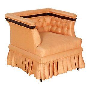 1920s antique liberty armchair
