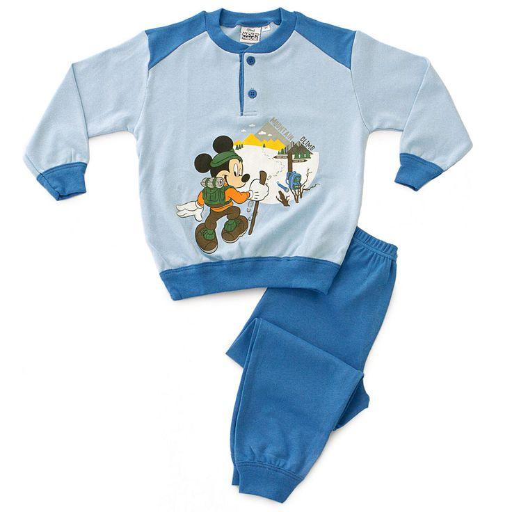Pigiama invernale di #topolino . #disney http://www.carillobiancheria.it/pigiama-invernale-per-bambino-in-cotone-topolino-disney-m084-p-10041.html