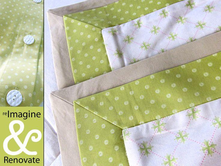 Re-imagine \u0026 Renovate: Double-Flange Pillow Shams in Spring Cottons | Sew4Home & Best 25+ Pillow shams ideas on Pinterest | Farmhouse pillowcases ... pillowsntoast.com