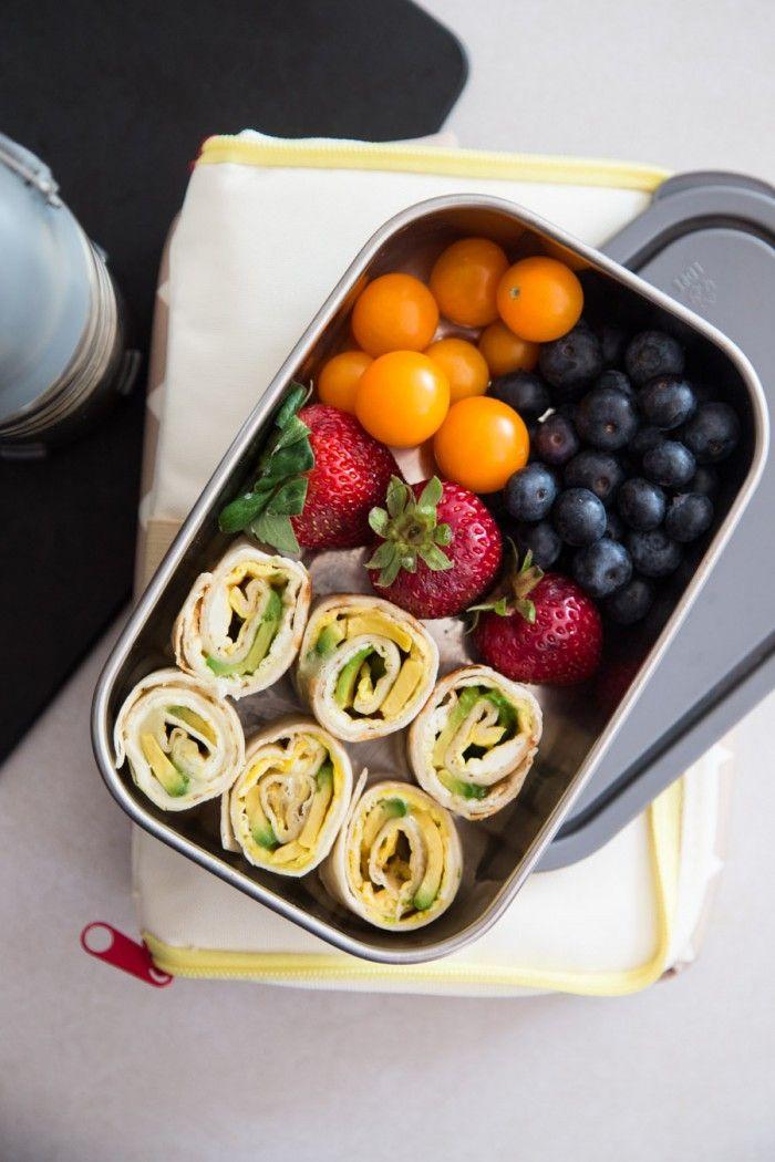 Lunchbox: Avocado