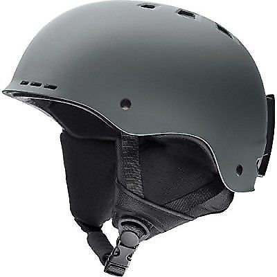 Protective Gear 36260: Smith Optics Holt Adult Ski Snowmobile Helmet - Matte Charcoal Medium -> BUY IT NOW ONLY: $37.99 on eBay!