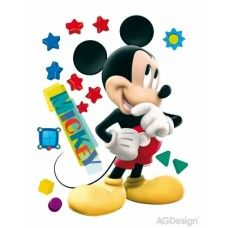 Mickey falmatrica