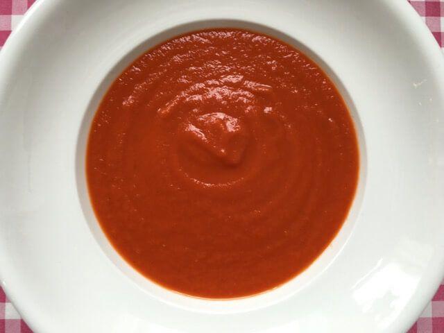 Verse tomatensoep   Super snel   Slechts 4 ingrediënten   Het lekkerste recept vind je op Alles Over Italiaans Eten