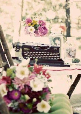 máquina de escribir 2