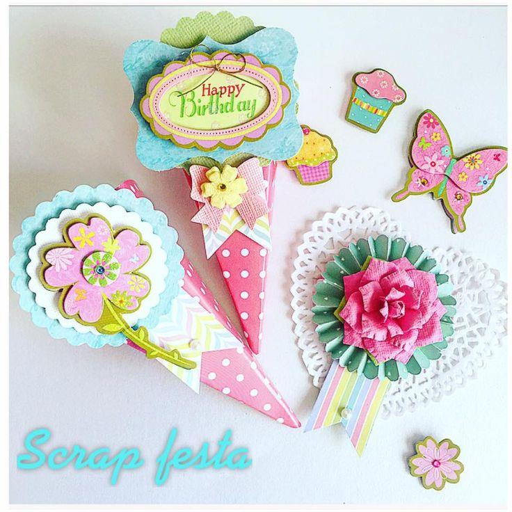 adesivos - flor artesanal