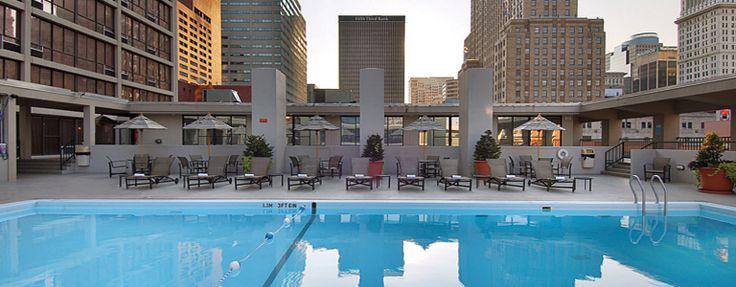 Cincinnati Hotels | Millennium Hotel Cincinnati | Hotels in Downtown Cincinnati Ohio