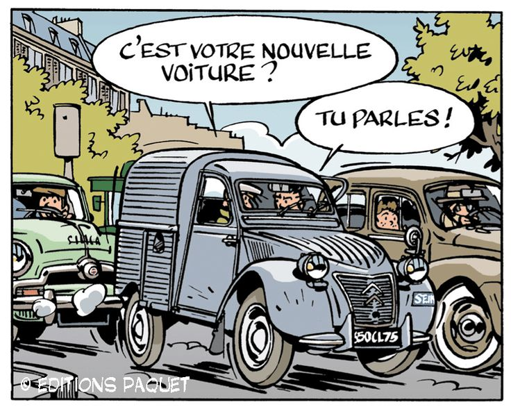 200 best cartoon citro n images on pinterest cars autos - Dessin 2cv humour ...