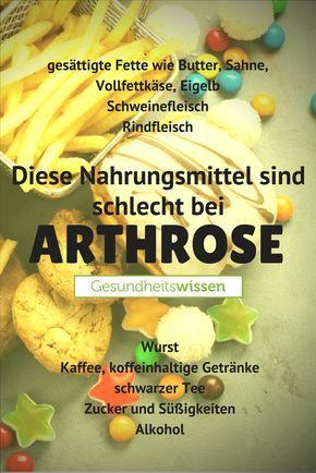 Arthrose ist eine Geißel der Menschheit, an der s…