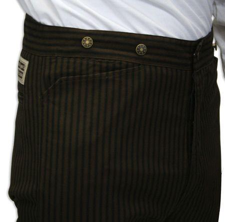 Ferndale Striped Trousers