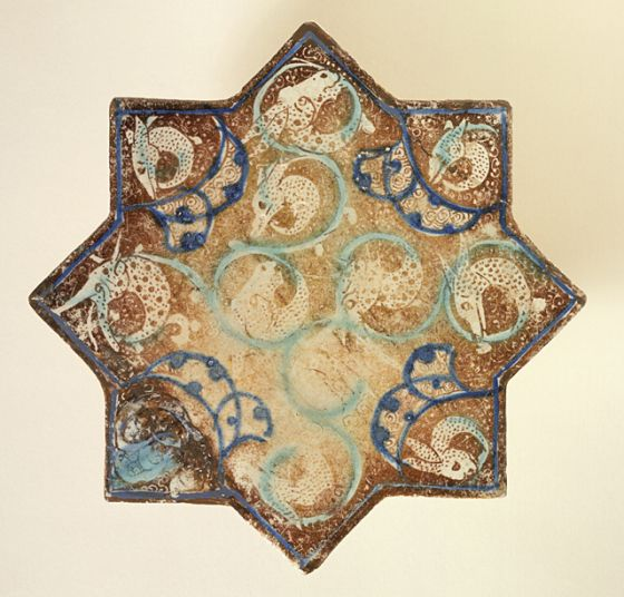 Star Tile | LACMA Collections