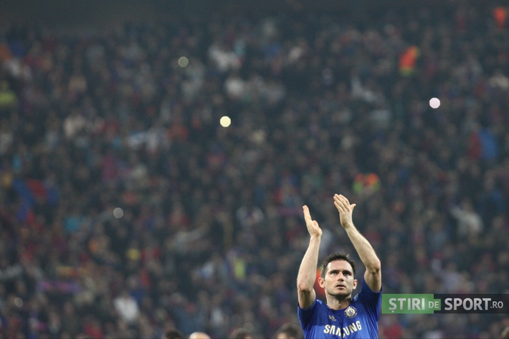 Lampard, a living legend.