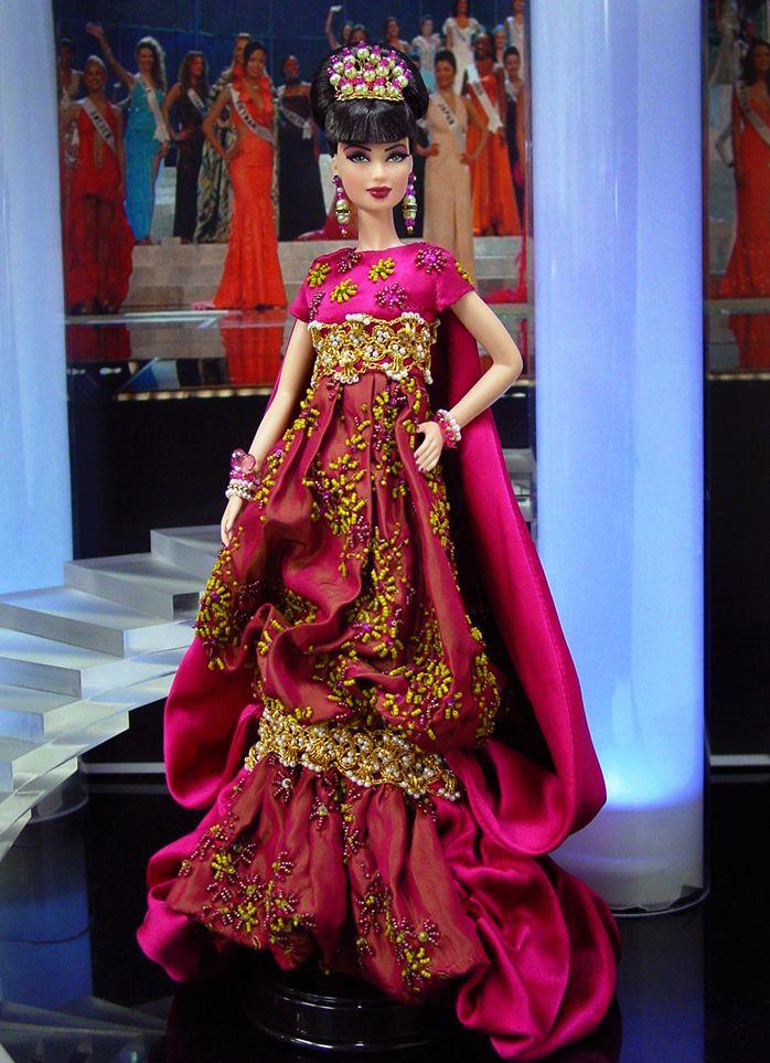 Miss Yakutia 2013/14 by Ninimomo Dolls