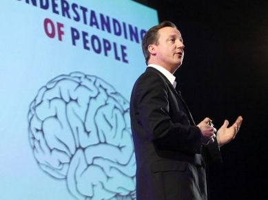 2012/12: David Cameron: The next age of government | Video on TED.com