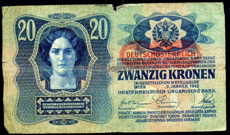 austrian money | To see my collection of Austrian Notegeld, please click here