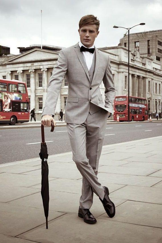 Three Piece Suit | Ben Sherman