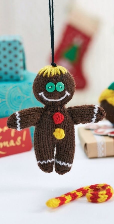 Quick Knit Decorations - Let's Knit Magazine - Free pattern download!