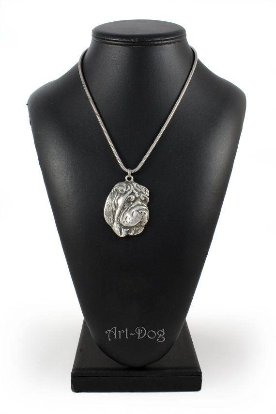 NEW Shar-Pei Chinese Shar-Pei silver hallmark by ArtDogshopcenter