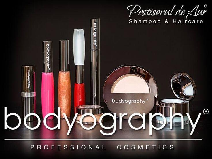 Fii irezistibilă și frumoasă cu produsele de machiaj de la Bodyography - marcă profesională americană de produse de machiaj cu pigmenți rezistenți și saturați. Priviți aici: https://www.pestisoruldeaur.com/bodyography