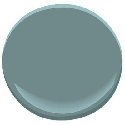 Agean Teal 2136-40 // yet another beautiful Benjamin Moore teal paint color chosen for YOU by jannino painting + design clearwater / st pete and ft myers / naples area 239-233-5404 #letsgetpainting