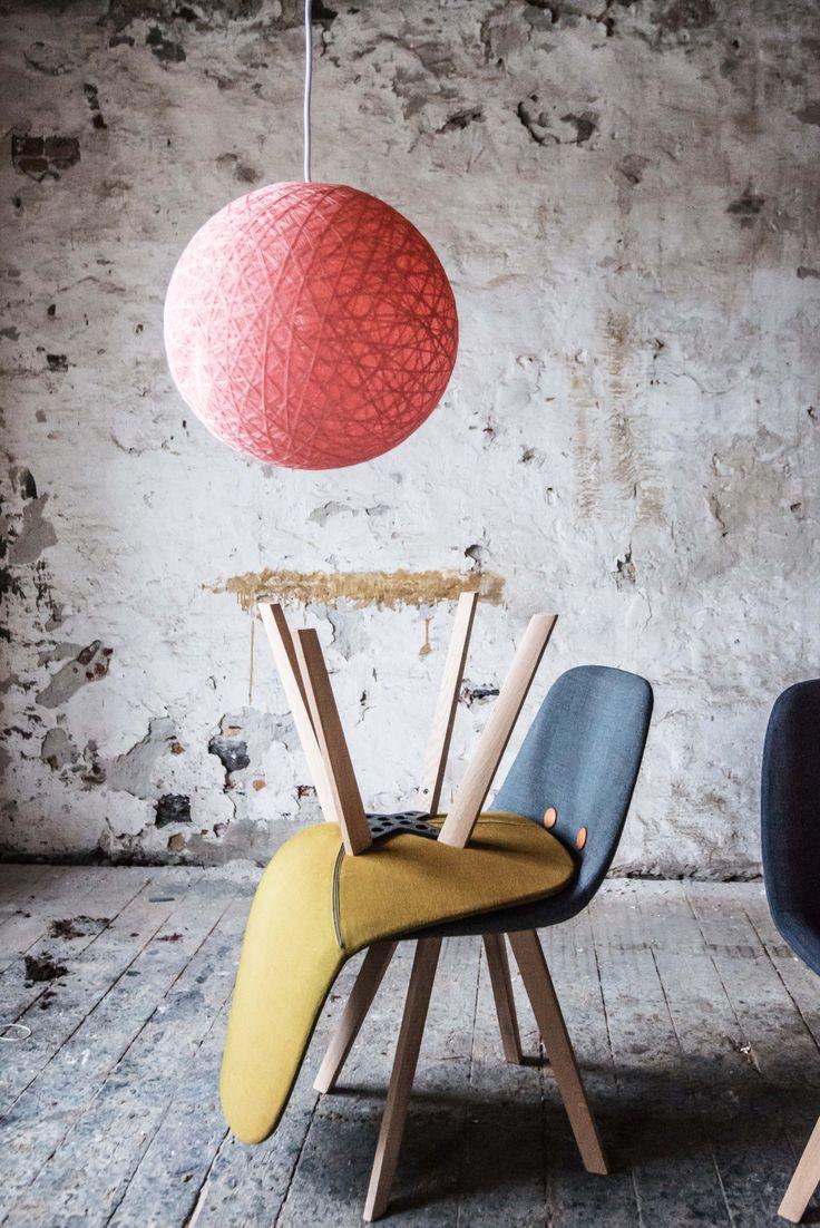 BIG by Vasanthi.  Photo @Martin Kaufmann  Stylist @Sanne Korsholm #vasanthidk #vasanthi #styling #pendants #interioerdesign #interioer #lamps #erikjoergensen #colourmehappy