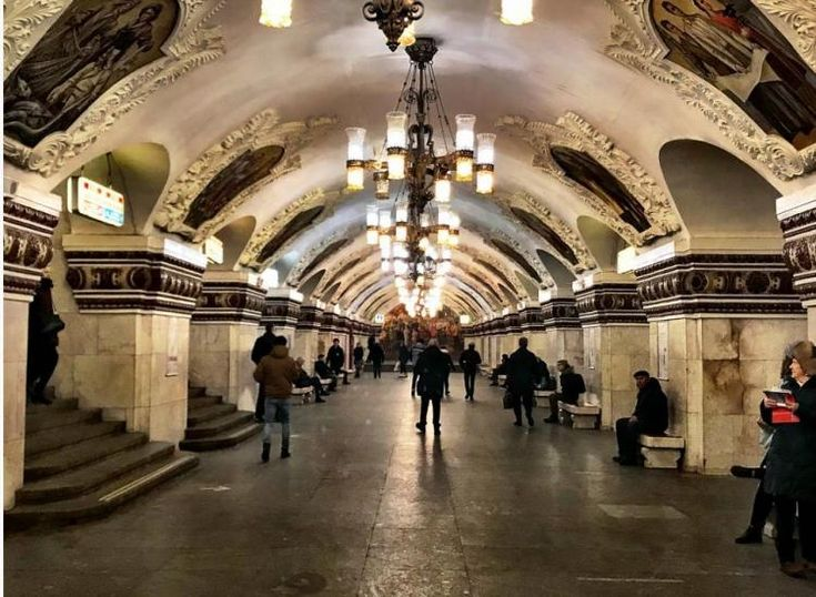 Here Are The Best And Coolest Subways In The World