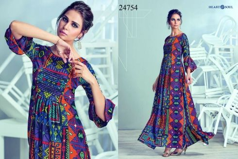 Latest Kurti Collection Latest Gown 2018 Design Kurits At